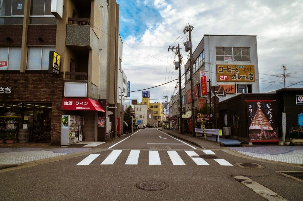 how to live in Japan