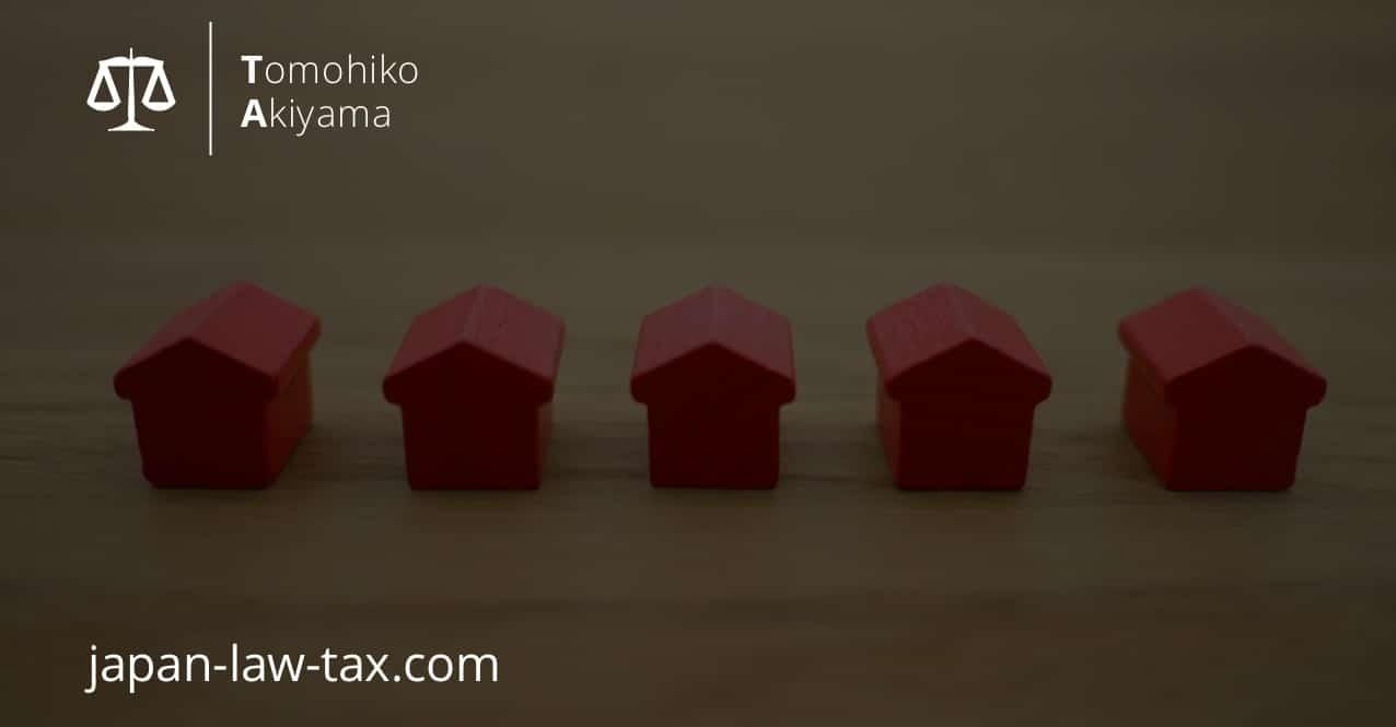 Rent subsidy in Japan